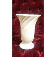Vase - Cream Twist
