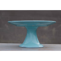 Pedestal - Tiffany Blue