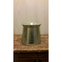 Riser - 2.5gal Silver Bucket Stand