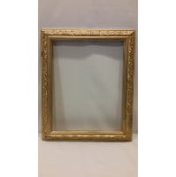 Frame - Small Gold Ornate Empty
