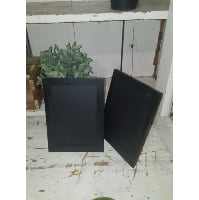 Chalkboard - Black Frame Small