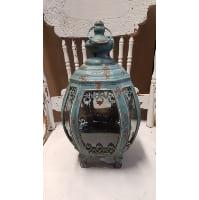 Lantern - Blue Rounded