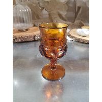 Goblet - Amber Large