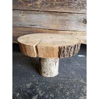 Pedestal - Log Round 14