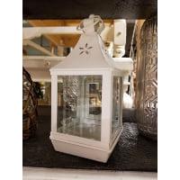 Lantern - White Mini