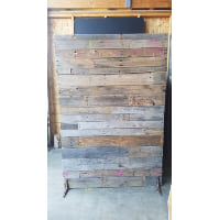 Backdrop - Barn Wall - 4'