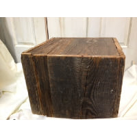 Box - Large Barn Wood