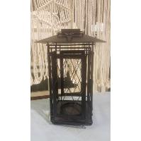 Lantern - Black X side