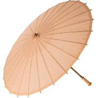 Parasol - Paper - Colored Various