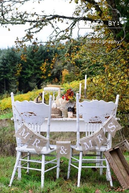Chair - Charlotte White Armless
