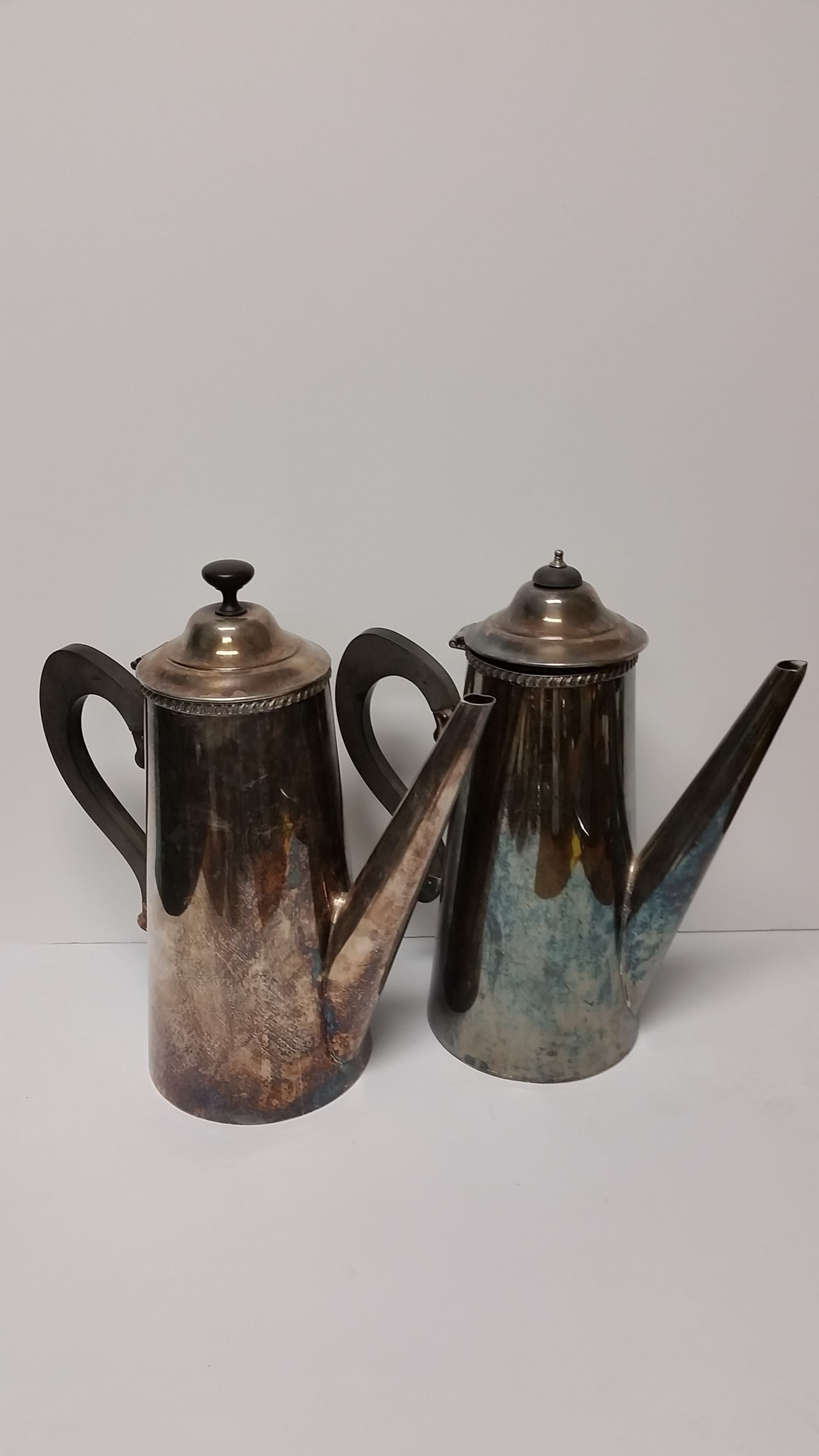 Silver - Coffee Pot