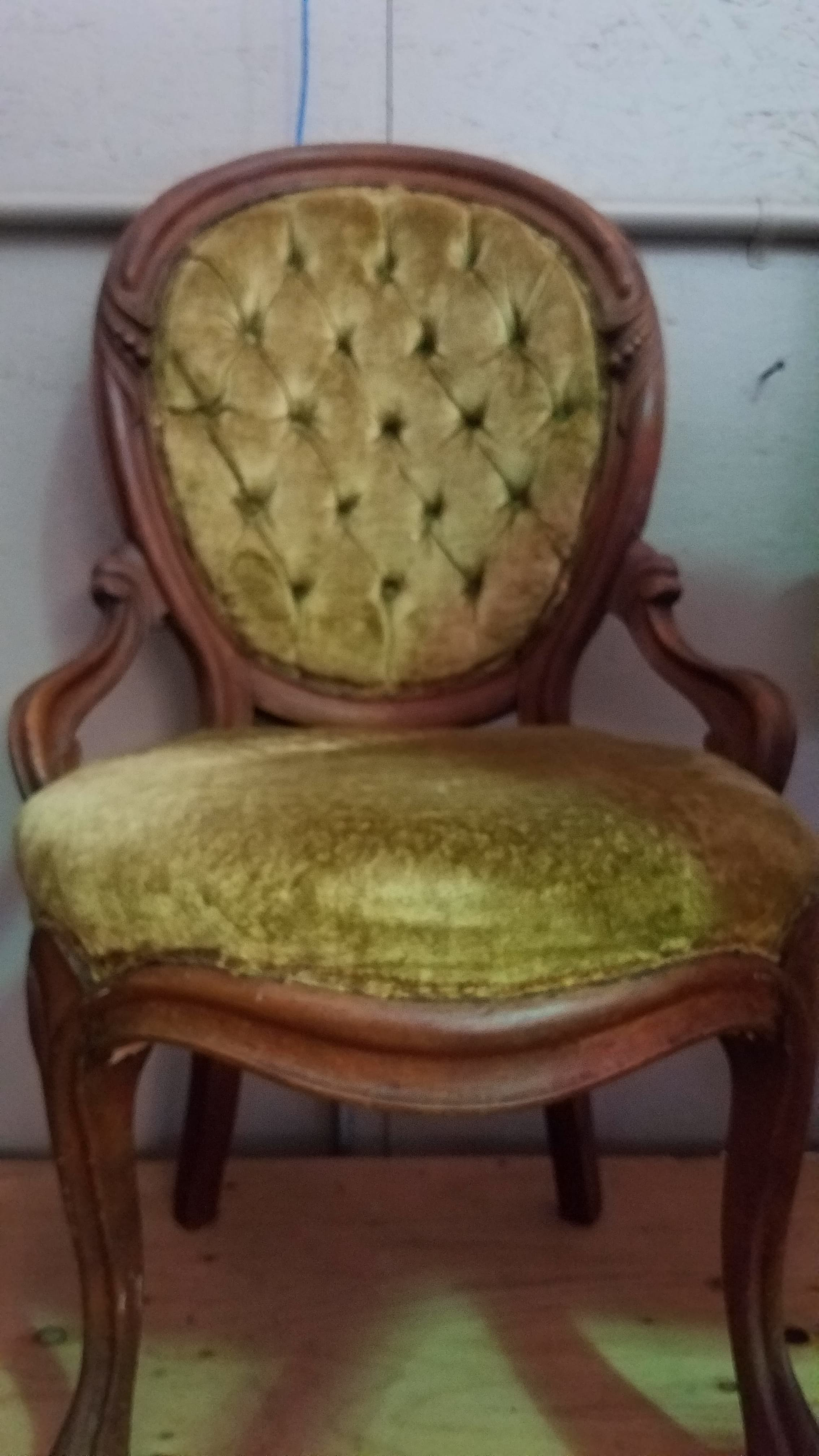 Chair - Robin Green