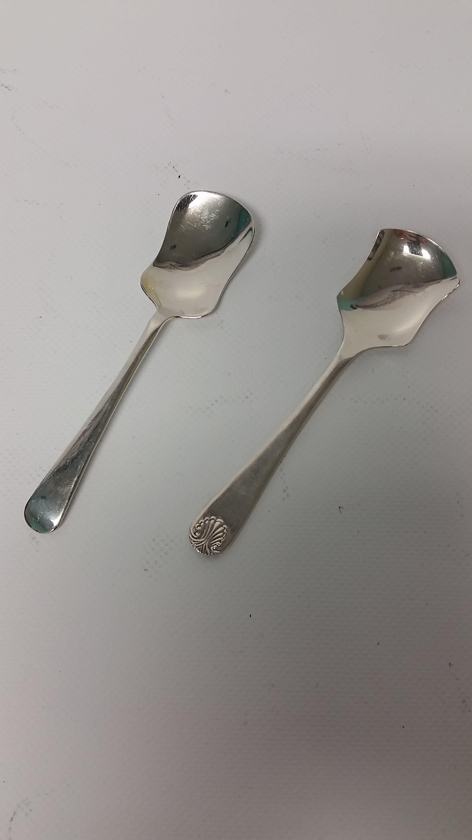 Spoon - Silver Sugar