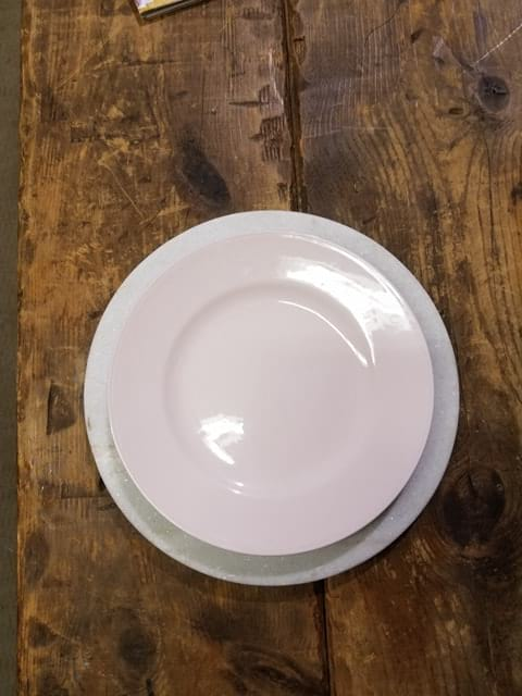 Plate - Soft Pink