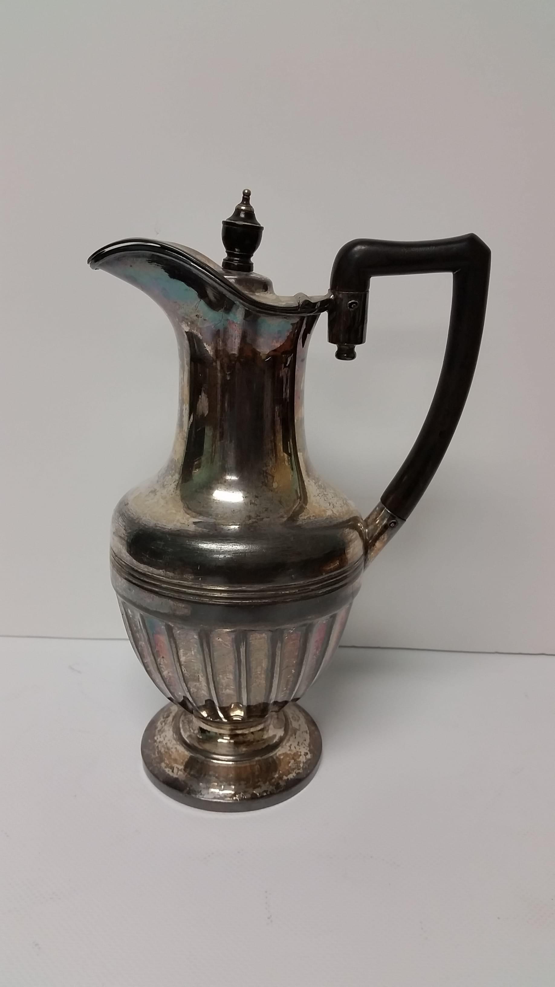 Silver - Coffee Pot Small