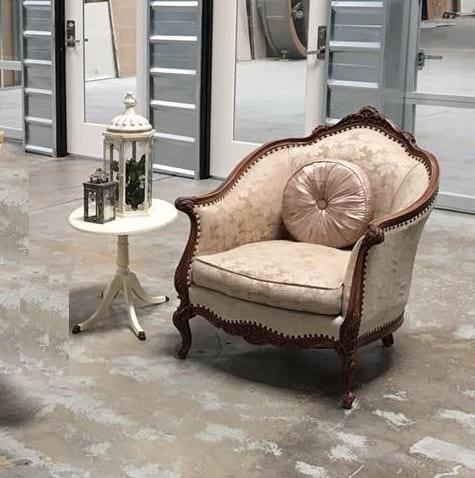 Chair - Lora Barrel