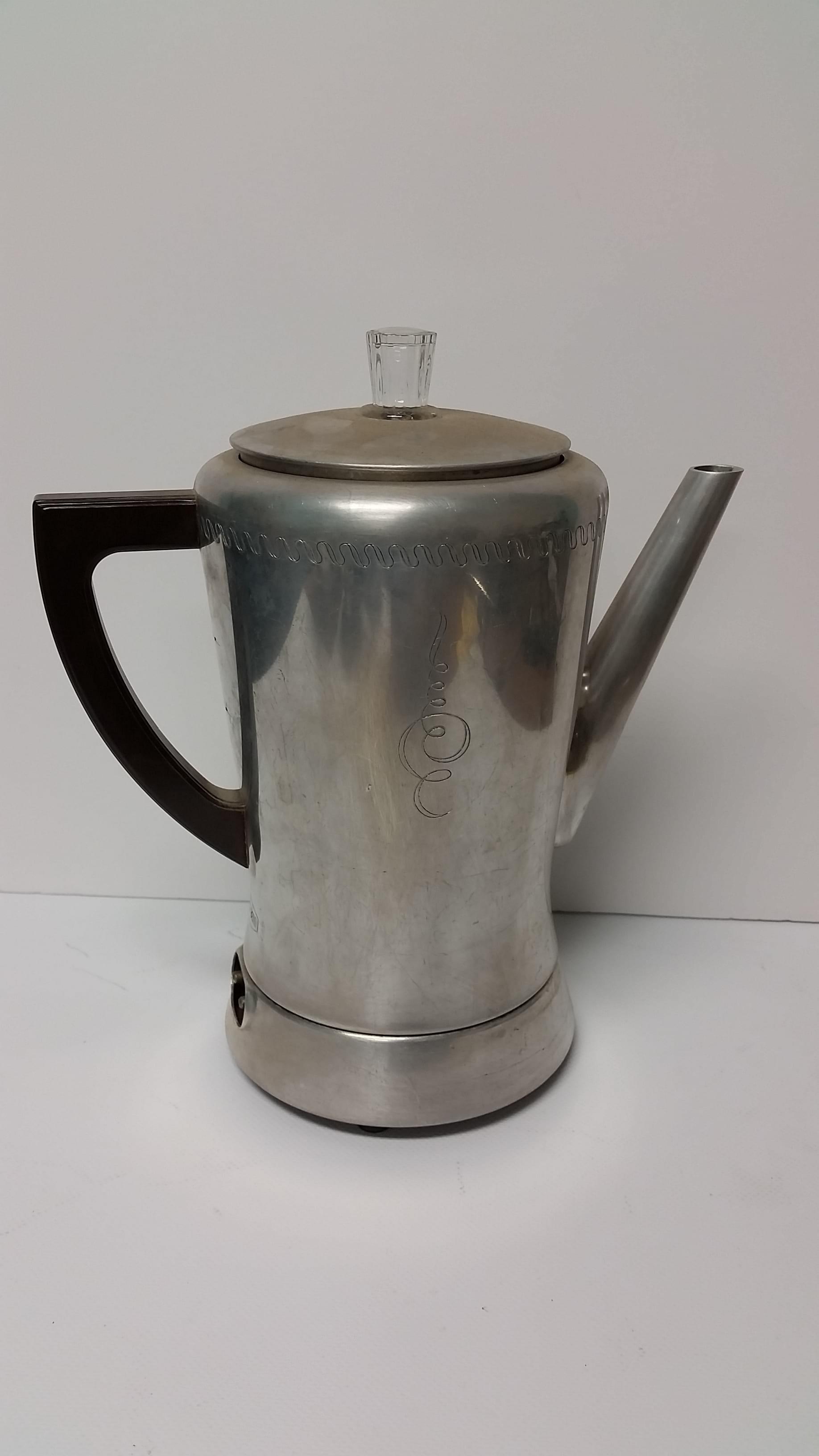 Coffee Pot - Electric Percolator