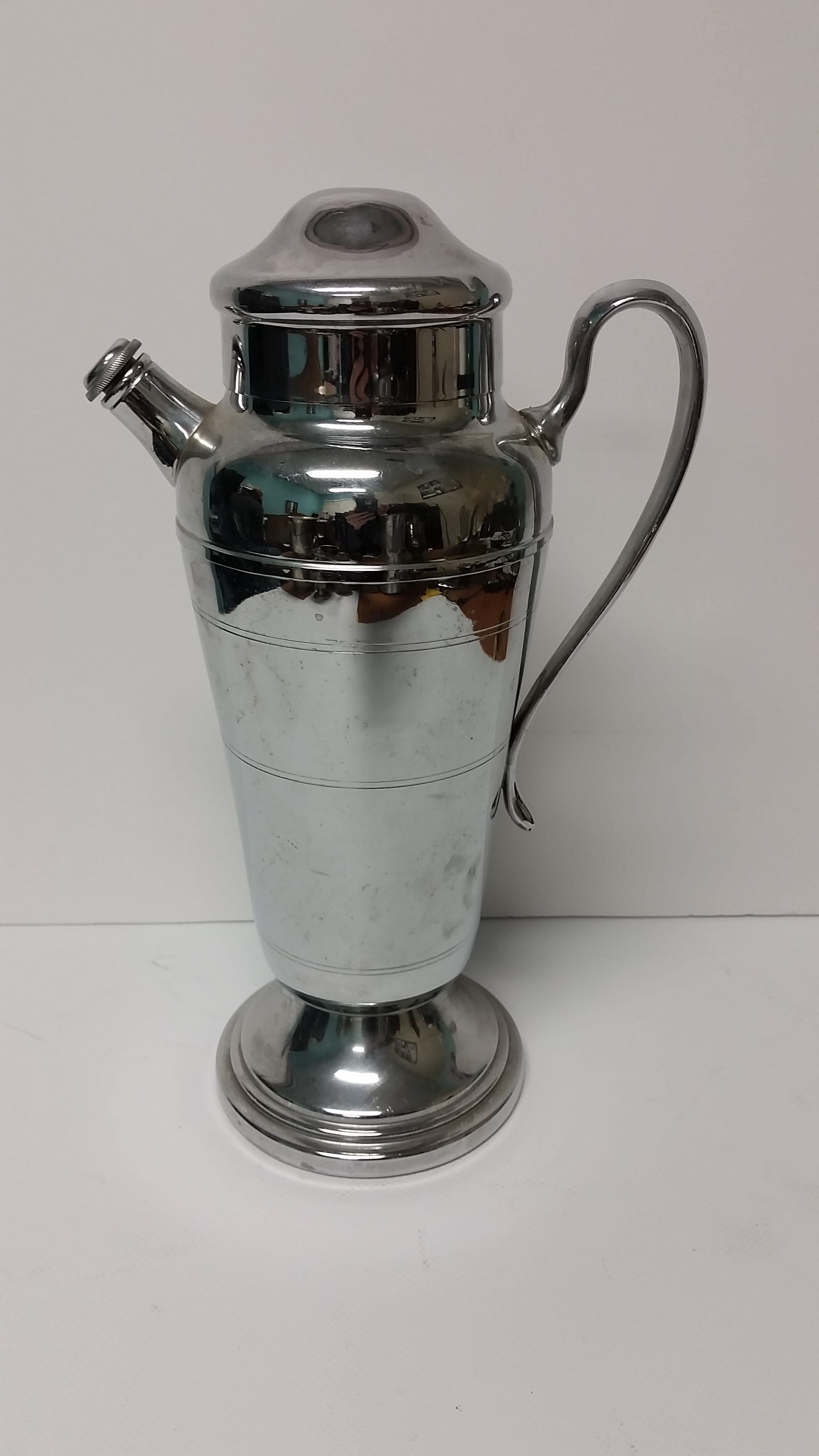 Silver - Coffee Pot Shiny