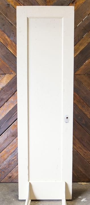 Door - Skinny white