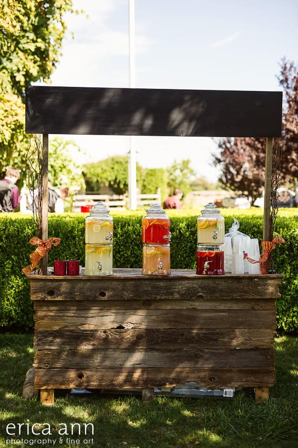 Bar - Lemonade stand