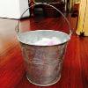 cr10 galvanized pail