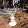 z300 pearl base cake stand