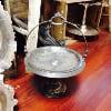 X75 vintage bride basket holder