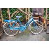 d346 blue vintage bike