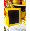 c168 yellow chalkboard