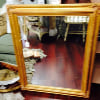 c93 large gold mirror
