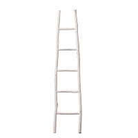 White Wooden Ladder
