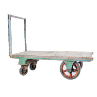 Martin Railroad Cart