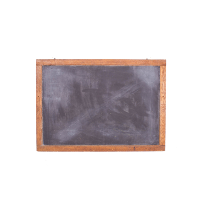 Hangable antique chalkboard