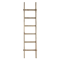 Natural Wood Ladder
