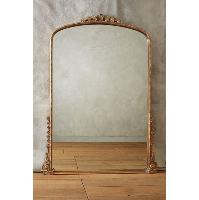 Gold Baroque Frame 7 ft