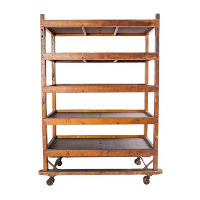 Antique Shoe Rack