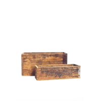 Cheese boxes (small)