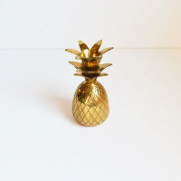 Small Brass Pineapple