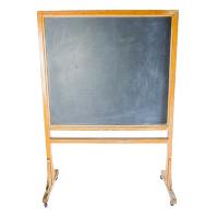Large Freestanding Chalkboard