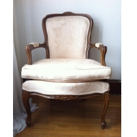 Flora Ivory Armchair
