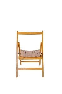 Wooden Mini Folding Chair
