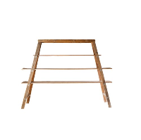 Antique 3-Piece Ladder