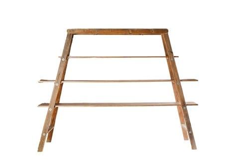 Antique 3-Piece Ladder