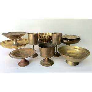Brass compotes