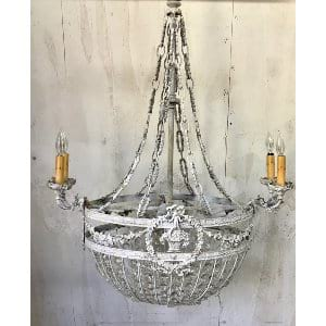 CHARLES FRENCH CHANDELIER