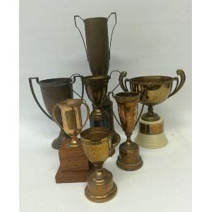 Copper Trophies