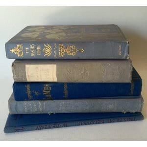 PALE BLUE BOOK