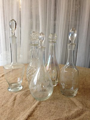 Large Decanters