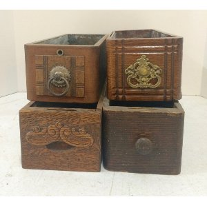 BAILEY Vintage Sewing Boxes