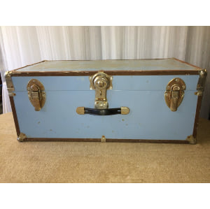 TATE Blue Trunk